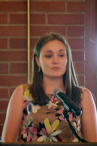 Kristen Free 2016 2017 Scholar